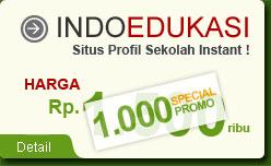 IndoEdukasi - Situs Instant Profil Sekolah
