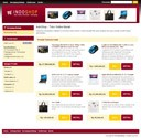 Template IndoShop - Website Instant Toko Online Merah