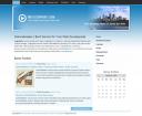 Template IndoCompany - Website Instant Company Profile biru