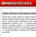 Template WpIndoFreeAds, Web Instant Iklan Baris Gratis Berbasis Wordpress RedWhite